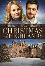 Christmas in the Highlands Poster