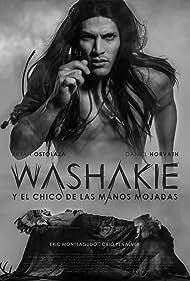 Txema Lorente and Bryan Ostolaza in Washakie y el chico de las manos mojadas (2015)