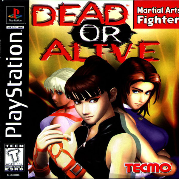 Dead or Alive (Video Game 1996) - IMDb