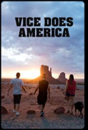 Vice Does America Poster