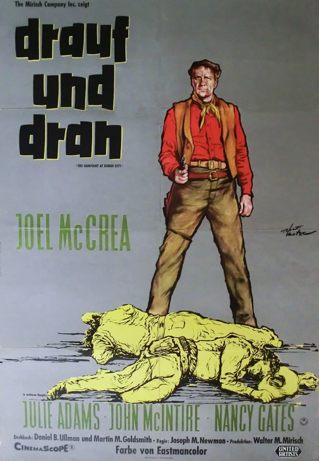 The Gunfight at Dodge City (1959)