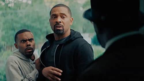 Carl Black (Mike Epps) is about to face off with the neighbor from hell (Katt Williams) in The House Next Door: Meet the Blacks 2. Carl has only ever wanted the best for his family, but after surviving the events that led to his (not-so-) bestselling book, he's moving everyone to his childhood home, where's he'll contend not only with his wife Lorene (Zulay Henao) and kids Allie (Bresha Webb) and Carl Jr. (Alex Henderson) but everyone who drives him crazy: Cronut (Lil Duval), Freezee (Andrew Bachelor), Rico (Tyrin Turner), and an entire neighborhood of characters who seem to attract strange activity after dark. And nothing could be more freaky than their new neighbor Dr. Mamuwalde (Williams), who may or may not be a vampire. From co-writer/director Deon Taylor (Fatale, Black and Blue), as the Meet the Blacks universe expands, it will be up to Carl to figure out what his neighbor is up to in the middle of the night before it's too late for him and his family.