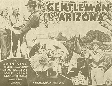 The movie downloads free account The Gentleman from Arizona USA [1280x768]