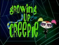 Where to stream Growing Up Creepie