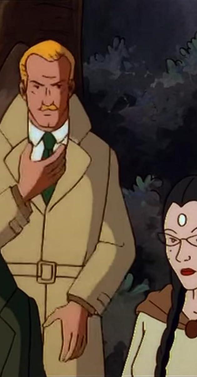 Blake et mortimer la porte du druide tv episode 1997 - Blake et mortimer la porte du druide ...