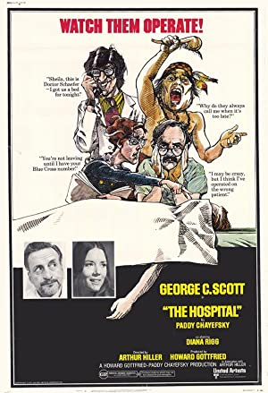 The Hospital Poster Image