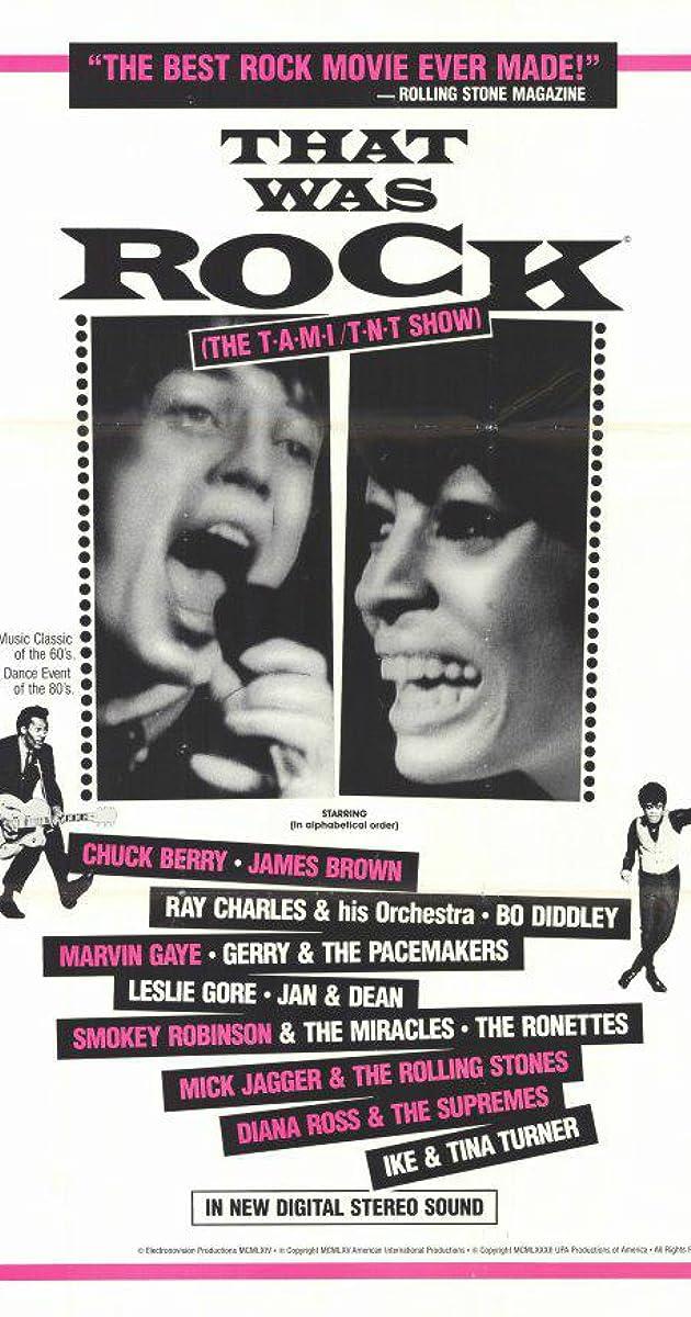 That Was Rock (Video 1984) - IMDb