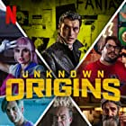 Ernesto Alterio, Antonio Resines, Leonardo Sbaraglia, Verónica Echegui, Javier Rey, and Brays Efe in Orígenes secretos (2020)