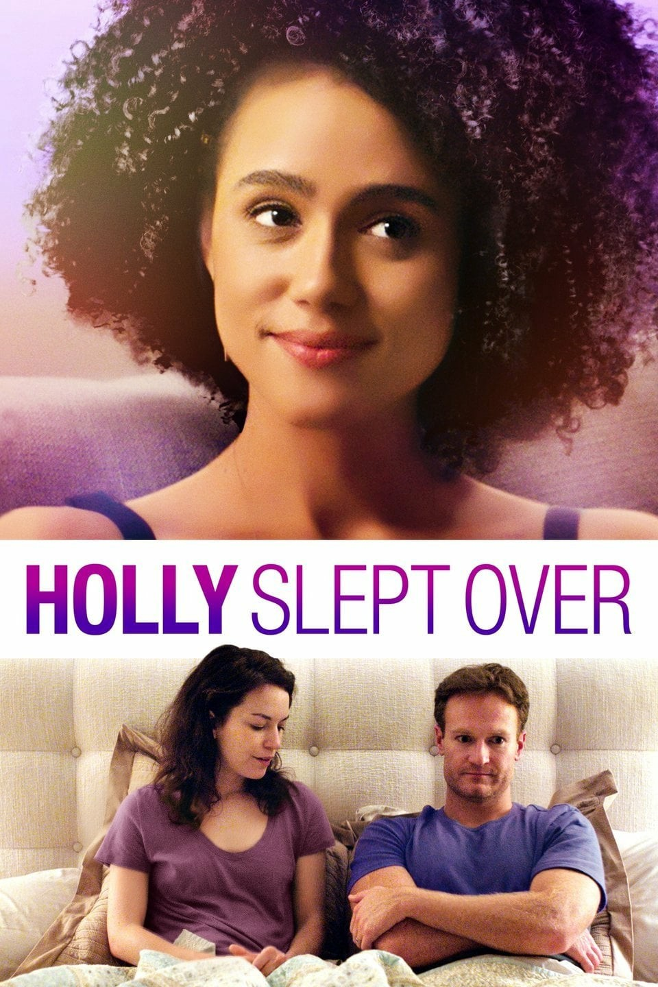 Holly Slept Over (2020) ORG Hindi Dual Audio 480p AMZN HDRip x264 ESubs 400MB