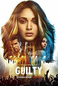 Akansha Ranjan Kapoor, Kiara Advani, Taher Shabbir, and Gurfateh Pirzada in Guilty (2020)