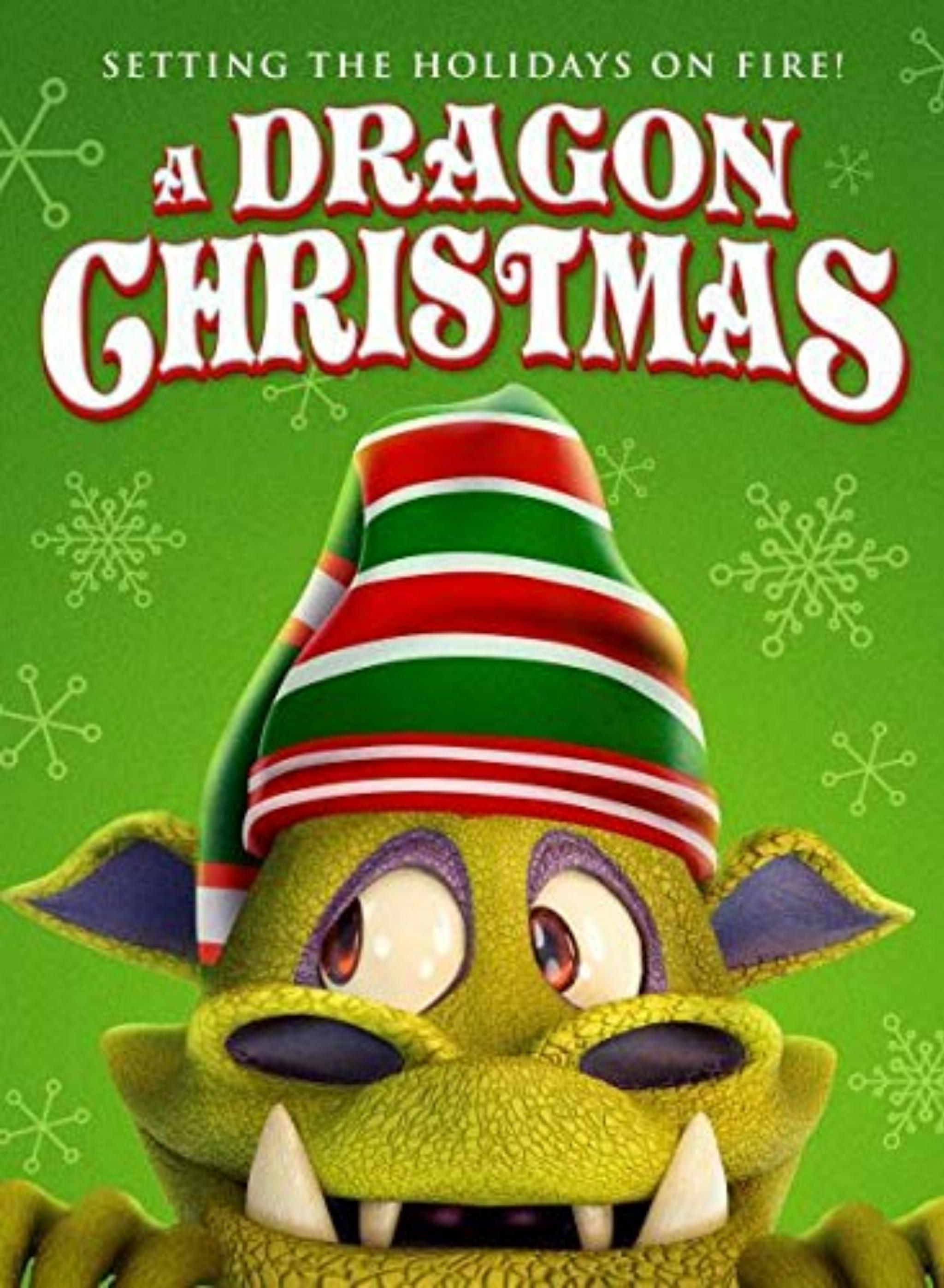 2021 Christmas Dragon