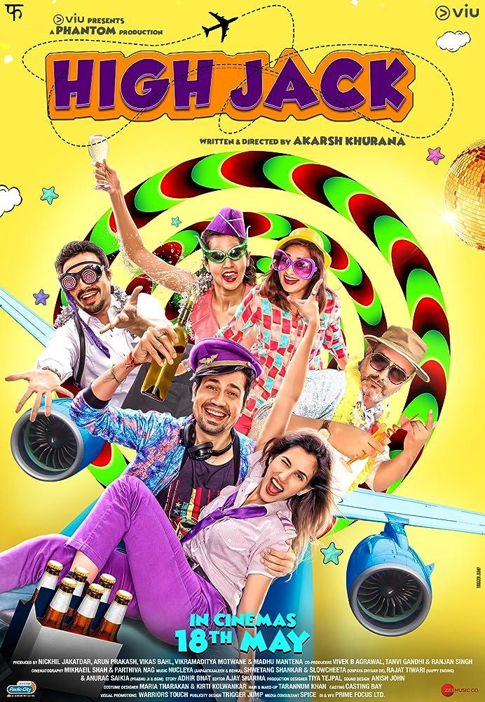 High Jack (2018) Hindi 720p WEB-HD x264 850MB AAC Download