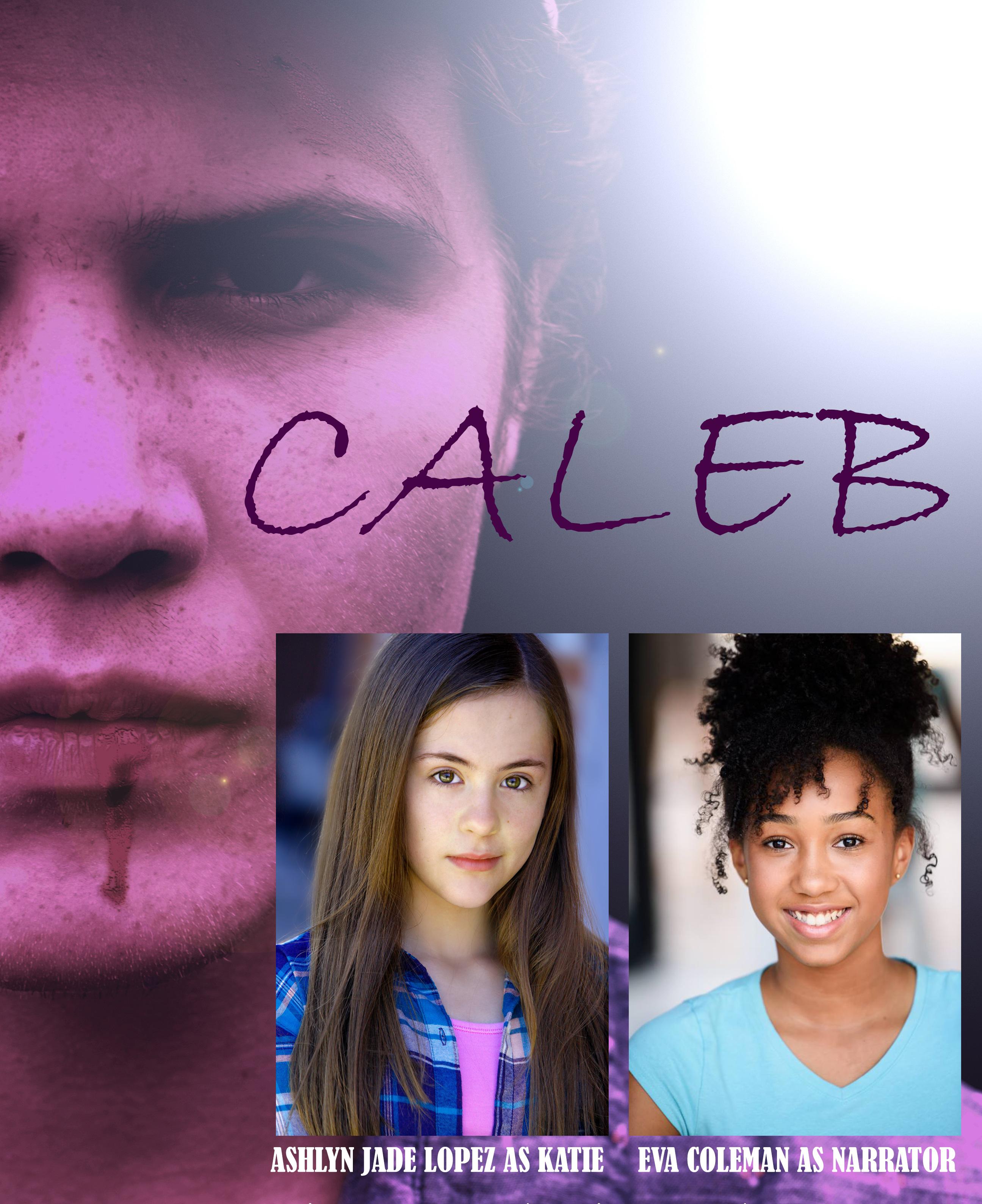 Ashlyn Jade Lopez and Eva Coleman in Caleb (2018)