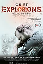 Quiet Explosions: Healing the Brain Poster
