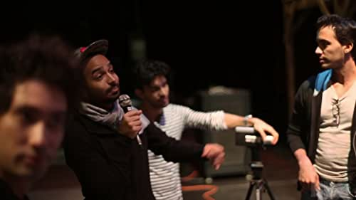 """HBO's REVOLUTION RENT, directed by Andy Señor Jr. and Victor Patrick Alvarez, follows Señor Jr. to Cuba, where he is tasked with directing a stage production of the Tony® and Pulitzer Prize-winning musical, """"Rent,"""" the country's first Broadway musical produced by an American company in more than 50 years."""