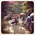 Shooting the film DO AVESSO - Mother (Film for Canon Spring Collection 2012)