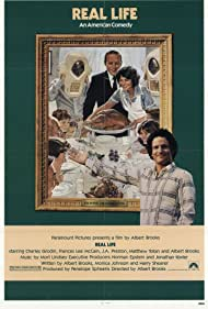 Real Life (1979) Poster - Movie Forum, Cast, Reviews