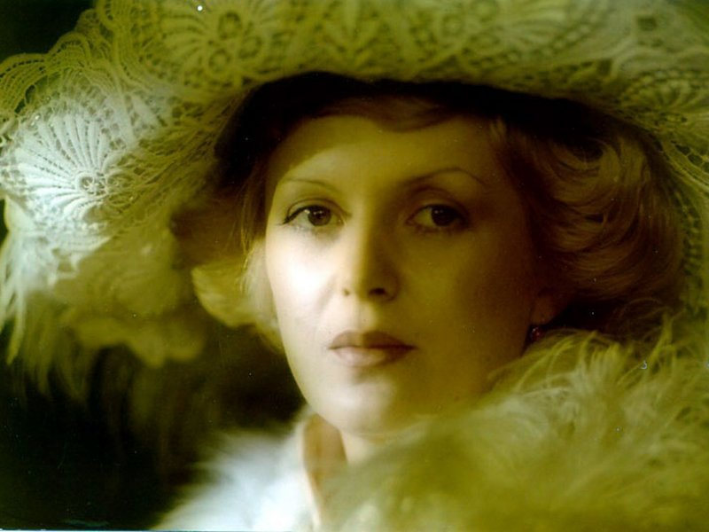 Gabriela Kownacka in Spokojne lata (1982)