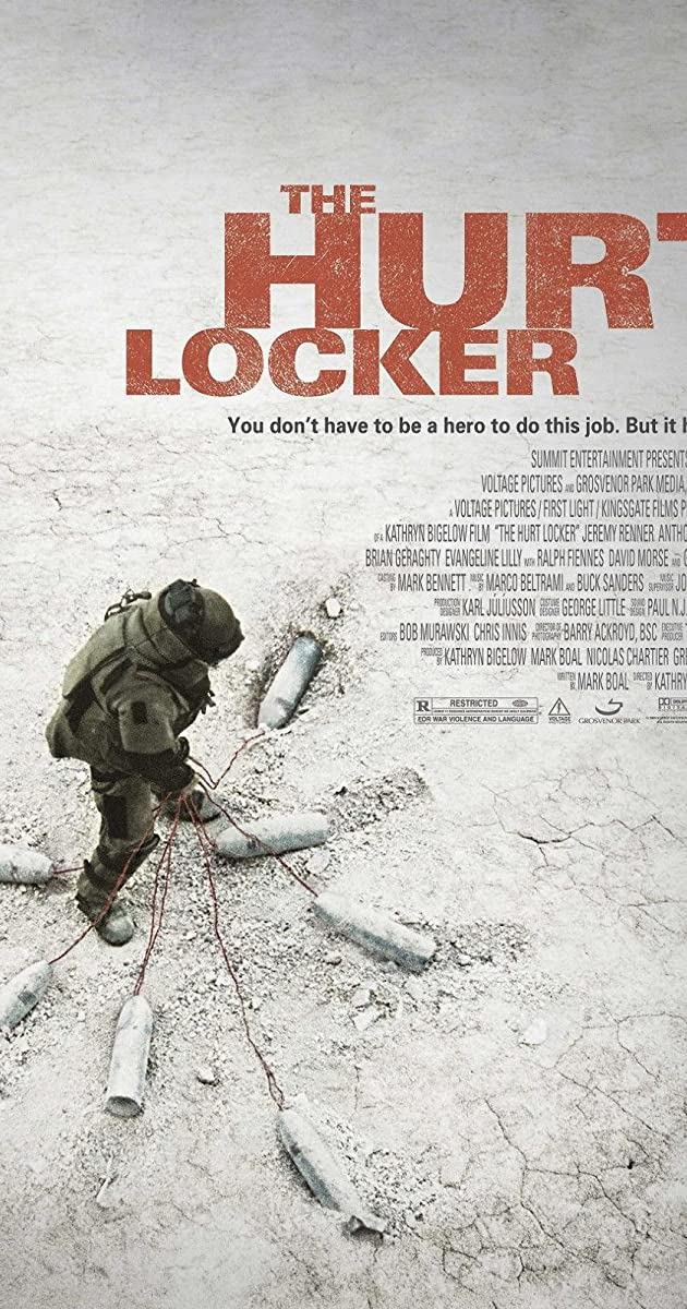 the hurt locker imdb