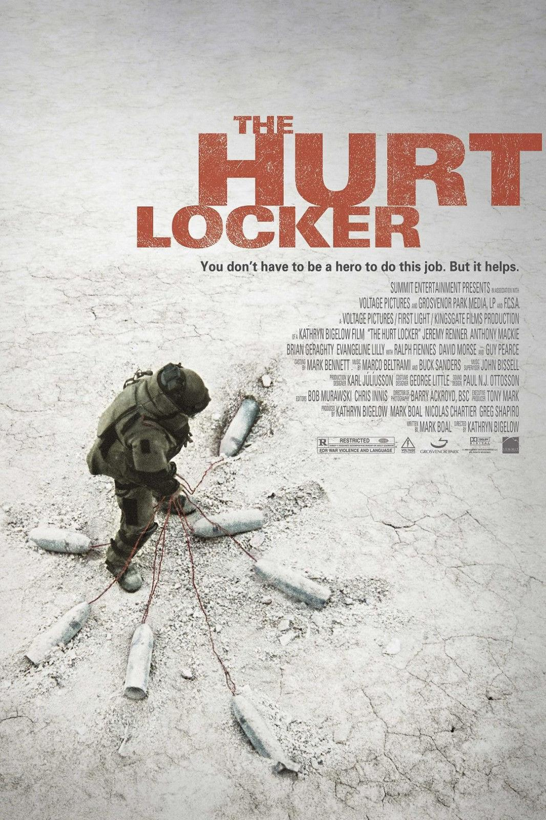 The Hurt Locker (2008) BluRay 720p & 1080p