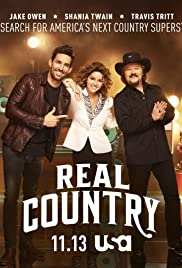 Real Country Poster