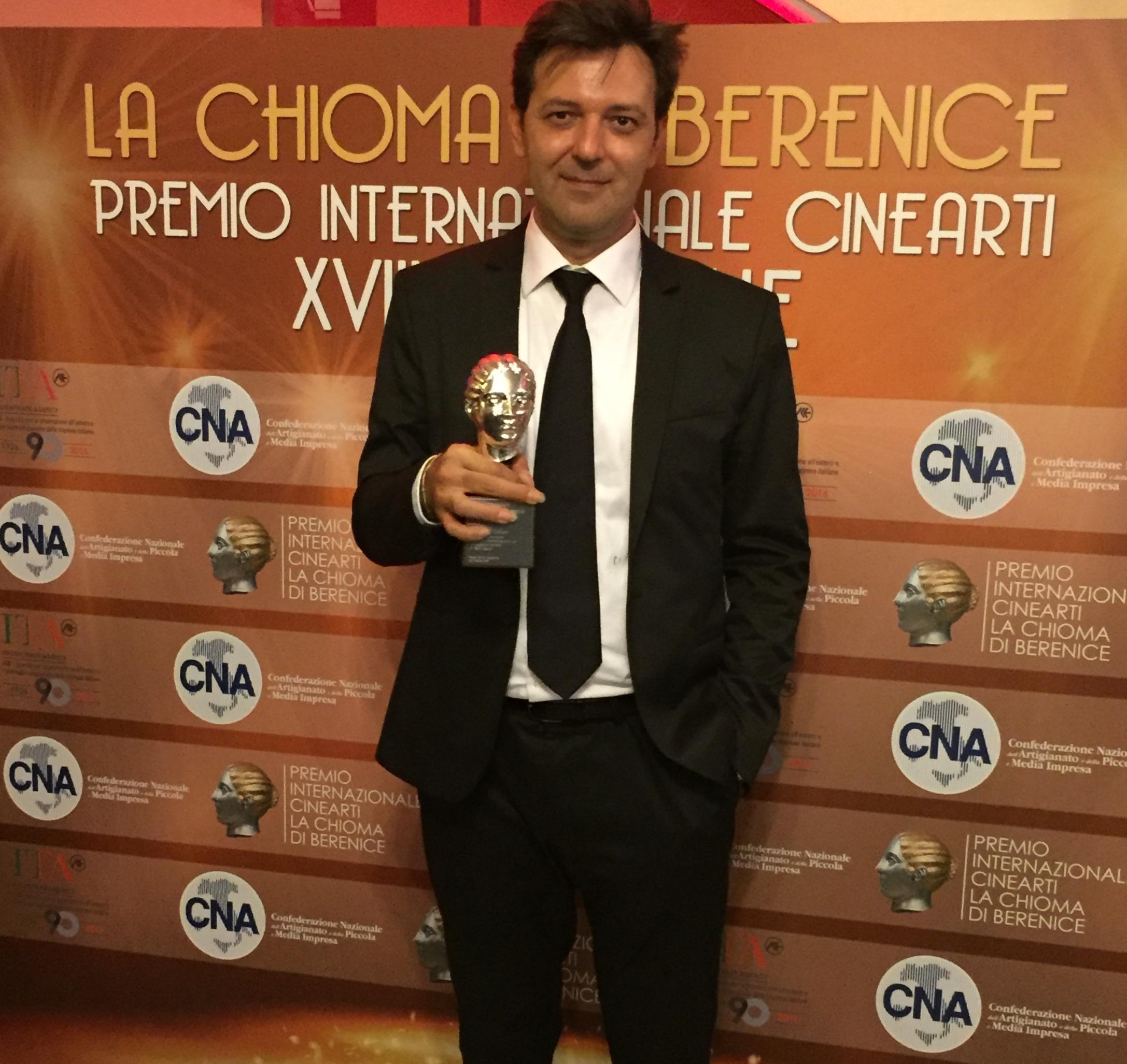 Sandro Di Stefano in Fantasticherie di un passeggiatore solitario (2014)