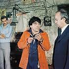 Dimitris Piatas and Petros Zarkadis in Repo (1982)