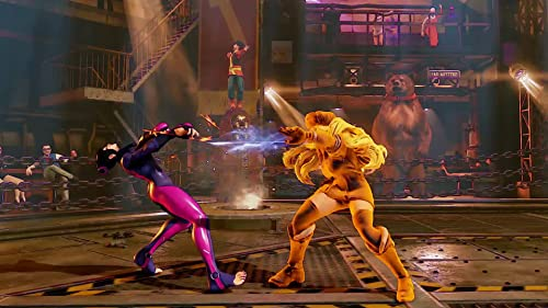 Street Fighter V: Kolin (UK)