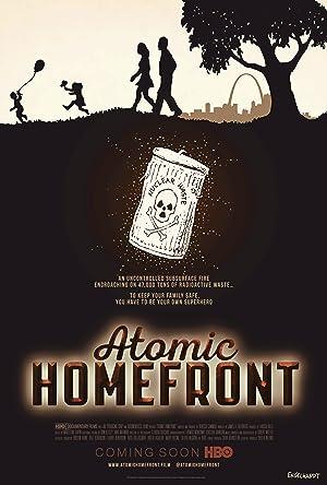 Where to stream Atomic Homefront