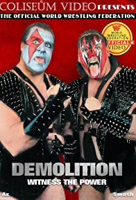 Primary photo for WWF: Demolition - Witness the Power