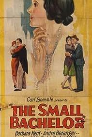 George Beranger, Carmelita Geraghty, Barbara Kent, and Lucien Littlefield in The Small Bachelor (1927)