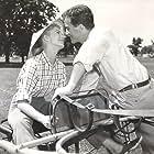 Pat Boone and Shirley Jones in April Love (1957)