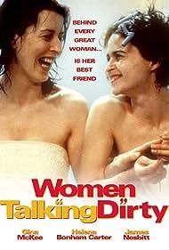 Helena Bonham Carter and Gina McKee in Women Talking Dirty (1999)