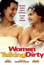 Women Talking Dirty Poster
