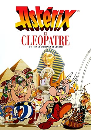 Asterix and Cleopatra film Poster