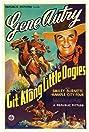 Git Along Little Dogies (1937) Poster