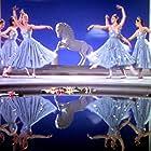 Lynne Berkeley, Marjorie Deanne, Betty Douglas, Judith Ford, Jane Hamilton, Anne Graham, and The American Ballet of the Metropolitan Opera in The Goldwyn Follies (1938)