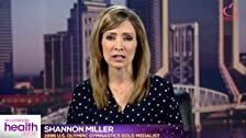 Olympian Shannon Miller Wants Women to Learn the Signs of Ovarian Cancer