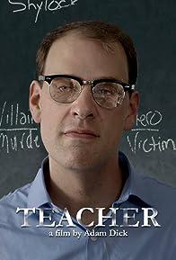 Primary photo for Teacher