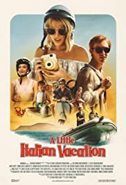 A Little Italian Vacation Poster