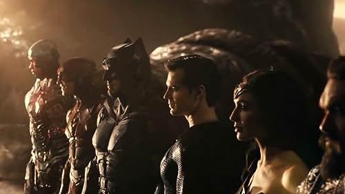 Zack Snyder's Justice League (Teaser Trailer 1)