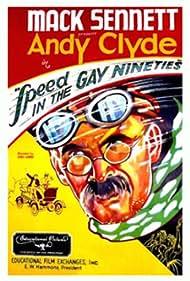 Speed in the Gay Nineties (1932)