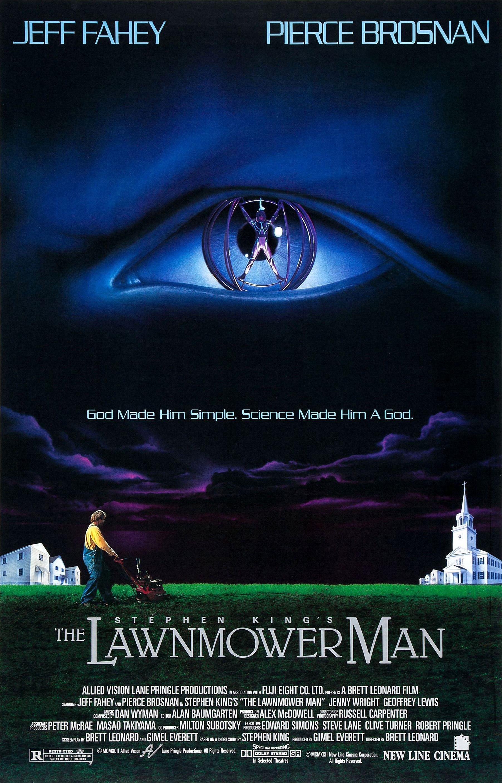 The lawnmower man sex