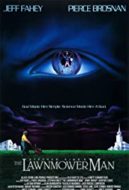 The Lawnmower Man (1992) Poster - Movie Forum, Cast, Reviews