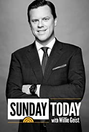 Sunday Today with Willie Geist Poster