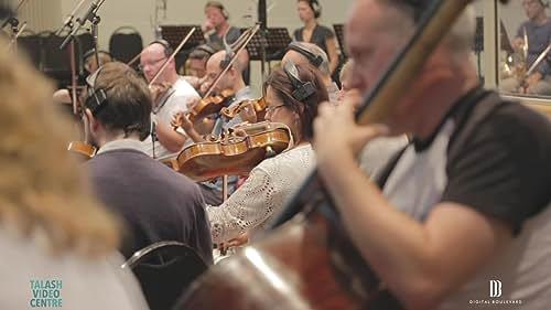 'Cognition' BBC's 55 piece Concert Orchestra Recording