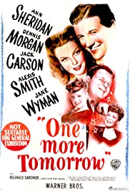 One More Tomorrow (1946) Poster - Movie Forum, Cast, Reviews