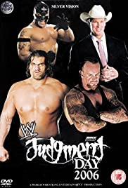WWE Judgment Day Poster