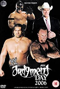 Primary photo for WWE Judgment Day