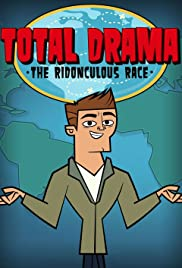 Total Drama Presents: The Ridonculous Race Poster